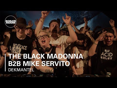 The Black Madonna b2b Mike Servito Boiler Room x Dekmantel F
