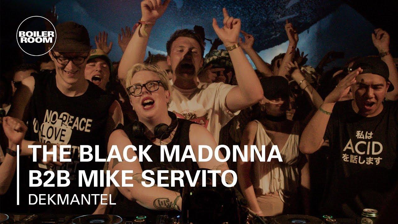 the black maddona