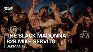 the black madonna b2b mike servito boiler room x dekmantel festival dj set