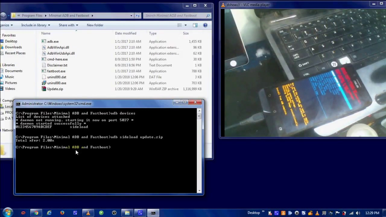 How to Flash Asus ZenFone Go Z00VD & Download Firmware