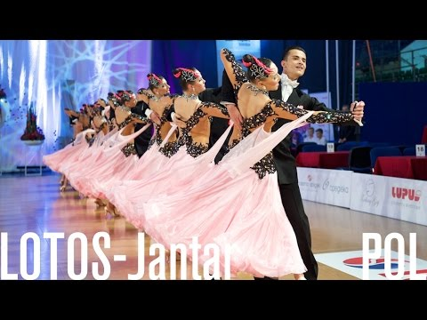 LOTOS - Jantar, POL | 2015 European STD Formation | DanceSport Total