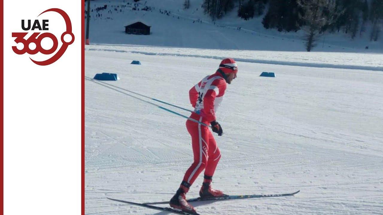 Samer Tawk, Lebanon's first-ever Olympic cross-country
