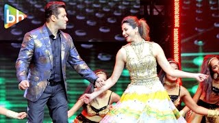 Salman khan looked extra good | daisy shah