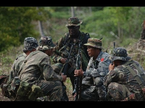 U S Joint Special Operations Task Force Philippines Army Documentary 2015
