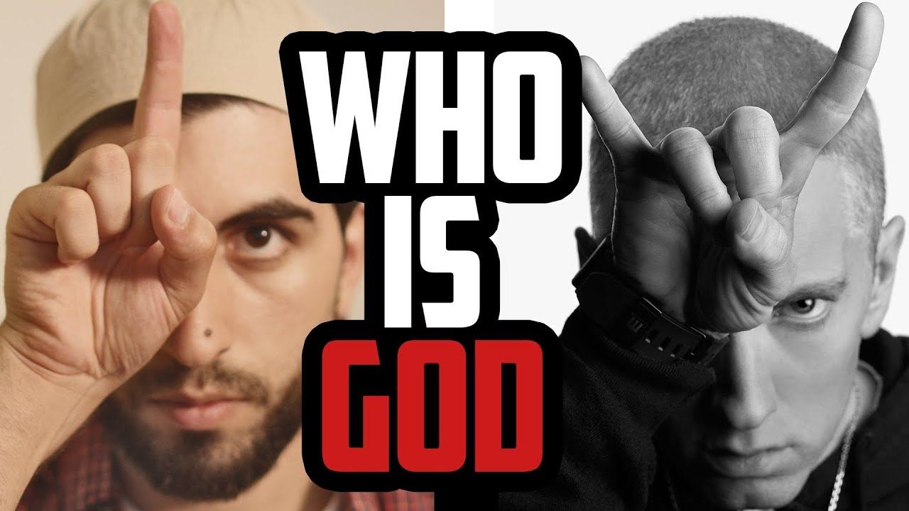 Is eminem an atheist