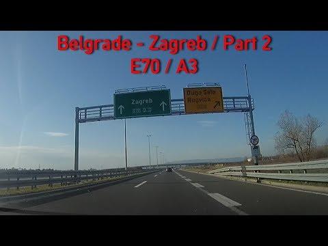 A3/E70 Belgrade - Zagreb / Part 2