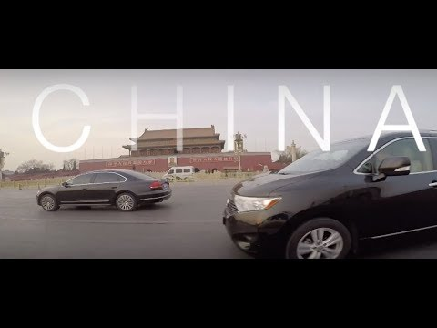 Ride with a Beijinger [Gopro] skateboarding in China.