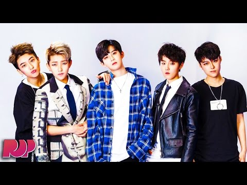 Popular Chinese Boy Band Made Up Of 5 Androgynous Girls