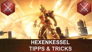 Destiny Hexenkessel Tipps & Tricks / Klassen Skillung (Deutsch/German)