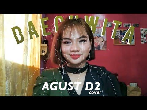 DAECHWITA - Agust D (COVER by Tasha)
