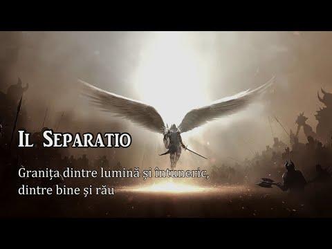 IL SEPARATIO (SEPARATORUL)