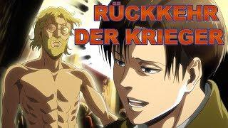 ZIEL der KRIEGER & Kennys GESCHICHTE!   Attack on Titan Staffel 3 Folge 10 (47) [Review/deutsch]
