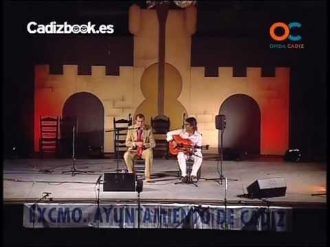 Final de cante por Alegrías de Cádiz (Parte 1)
