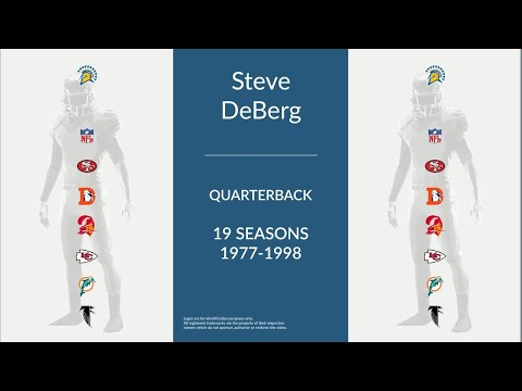Steve DeBerg: Football Quarterback