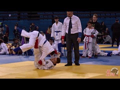 JJ Acropolis 2017   Olympic Stadium-Athens, 02-03/12   Seniors BK POWER   Ju Jitsu Black Knights TV