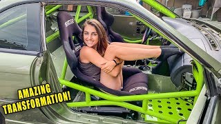new-interior-reveal-supercar-porsche-green-cage-unbelievable-transformation
