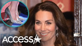 Kate Middleton Sparkles On Dat…