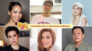 6 Celebrities who are also theater performers | Push Pins