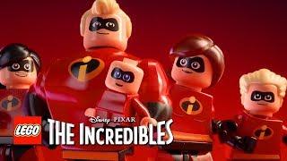 LEGÓÓÓÓÓÓÓÓÓ - Lego The Incredibles