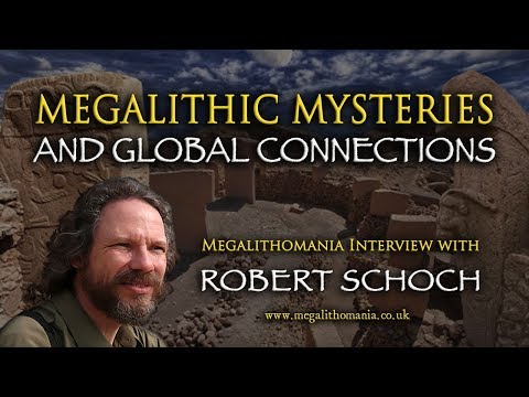 Robert Schoch PhD: Megalithic Mysteries and Global Connections - Megalithomania Interview