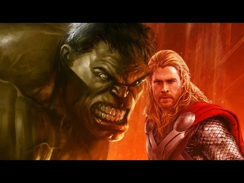 Thor: Ragnarok Updates (Thor 3) Hulk And Thor Dynamic