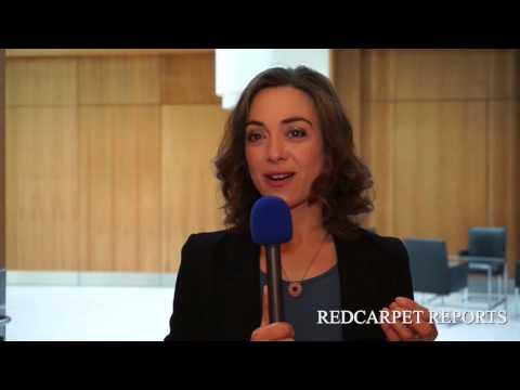 Julia Richter im Gespräch