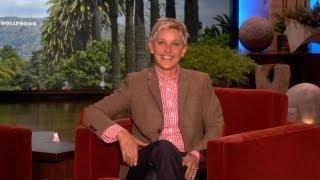 Exclusive! Ellen's Outtakes