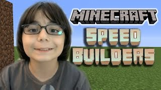 Minecraft  Speed Builders 23. Bölüm Games Time BKT.