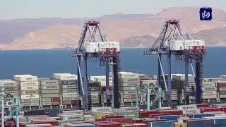 تراجع حجم المناولة عبر ميناء العقبة  في أول شهر من العام الحالي (27-2-2019)