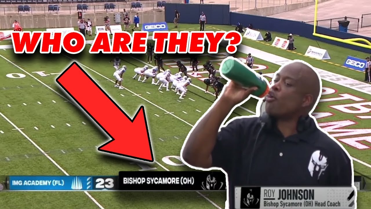 Bishop Sycamore, IMG and the high school football game that ...