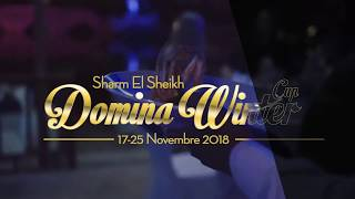 Domina Winter Cup -Vola a Sharm El Sheikh-