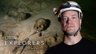 National Geographic: Underwater Cenotes thumbnail
