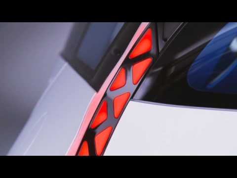 Toyota FT-Bh concept car B-segment hybrid for Geneva