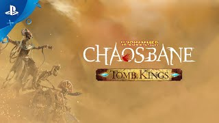 Warhammer: Chaosbane – Tomb Kings Trailer | PS4