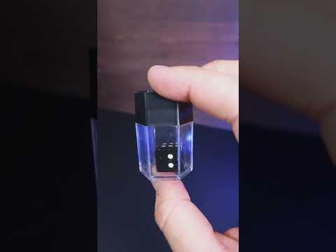 Кубик превращается в 4 маленьких  Секрет фокуса