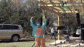 10.28.21 Palm Sunday Outdoor Worship