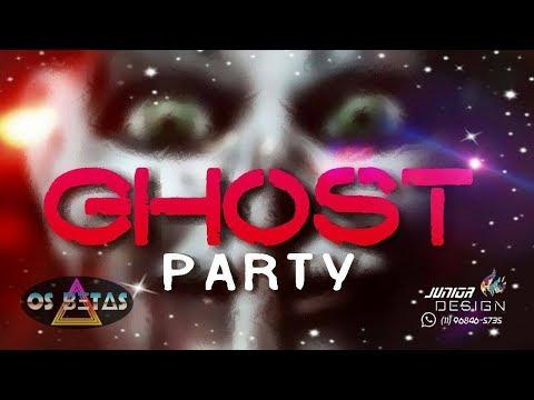 OS BETAS - Episódio 25 (GHOST PARTY 1.0) Chapados Parte 01