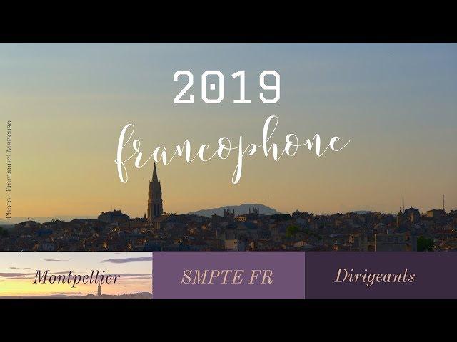 [FR] 2019, une année francophone !