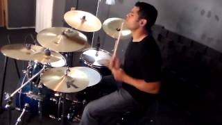 Bush - Machinehead ( Drum Cover of Robin Goodridge )