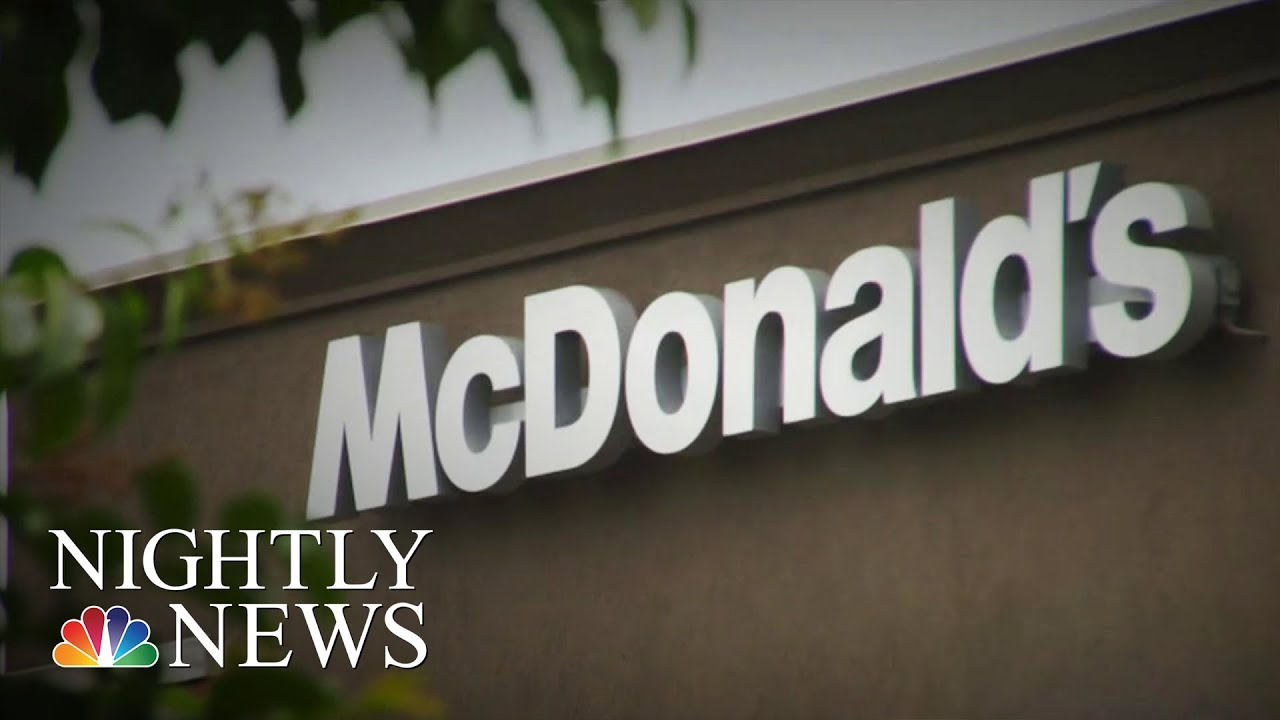 McDonald's fires CEO Steve Easterbrook for violating policy over ...