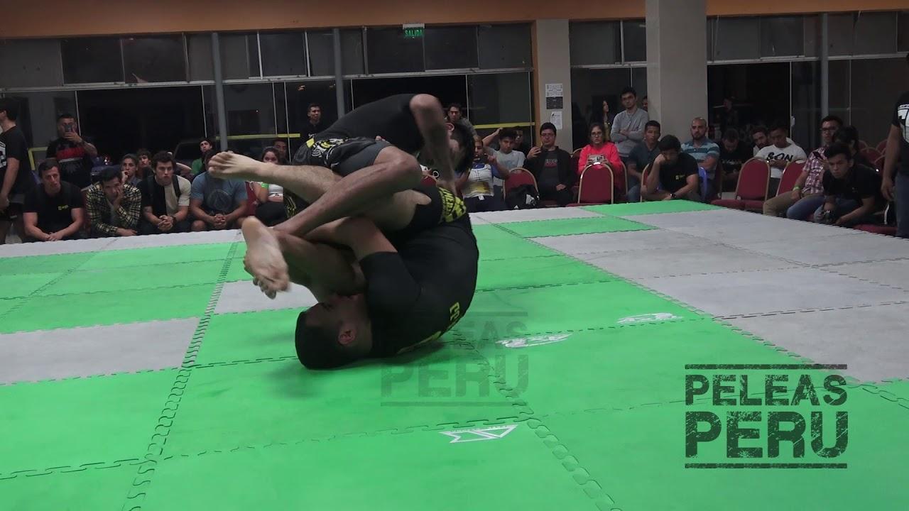 Luis Morales vs Oscar Ravello. SOS 2. Final Intermedio +77kg. Submission fight.