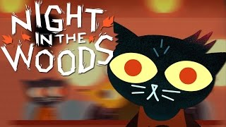 CONFESSIONS OF A COLLEGE DROPOUT | Night in the Woods [1]