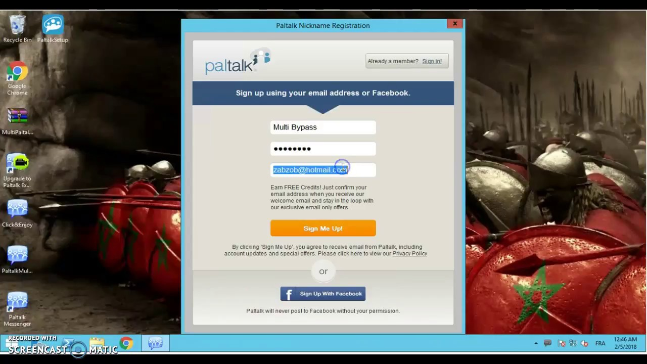 multi paltalk gratuit