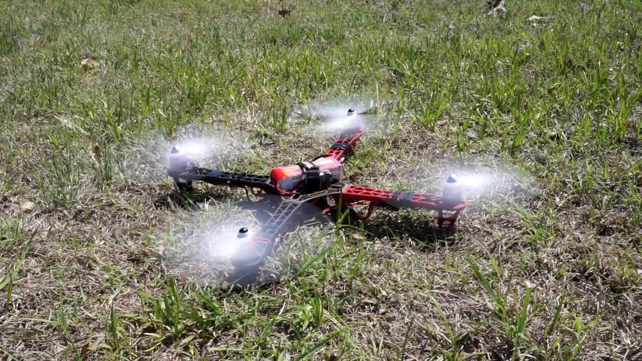 I Built a Quadcopter! - briancmoses com