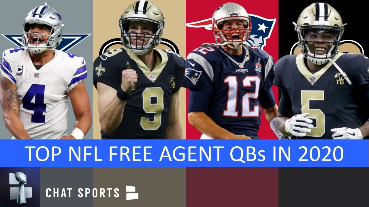 After a wild day in the NFL, free agent quarterback situation remains ...