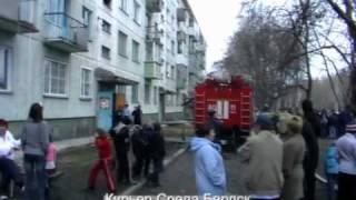 В бердской пятиэтажке сгорели две квартиры