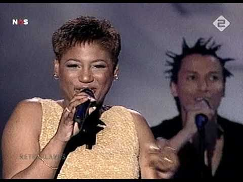 Edsilia Rombley - Hemel en aarde HD - Eurovision Song Contest 1998 Netherlands-Net als toen 20-05-06