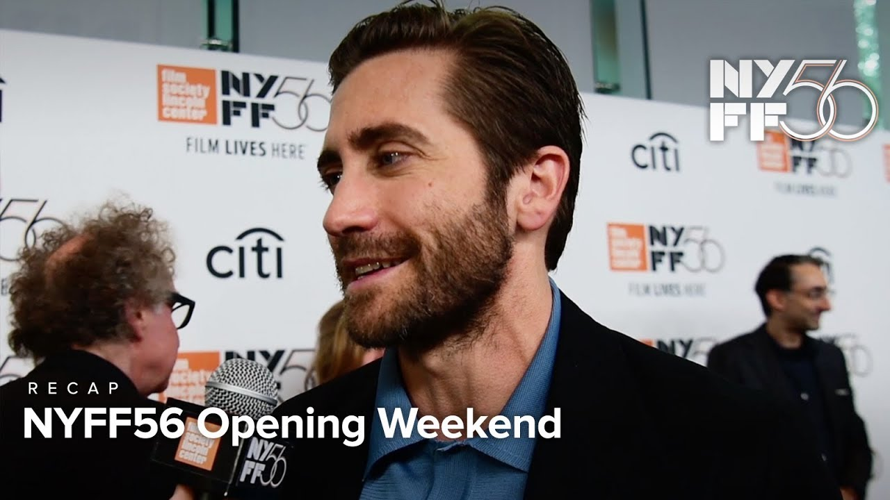 NYFF56 Opening Weekend Highlights