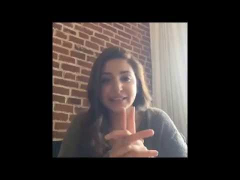Anushka Sharma first time live Chat on Facebook