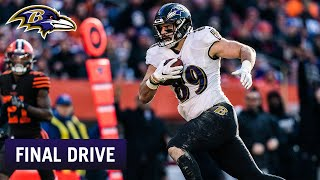 Mark Andrews In the Third Round Was an Absolute Gift | Ravens Final Drive